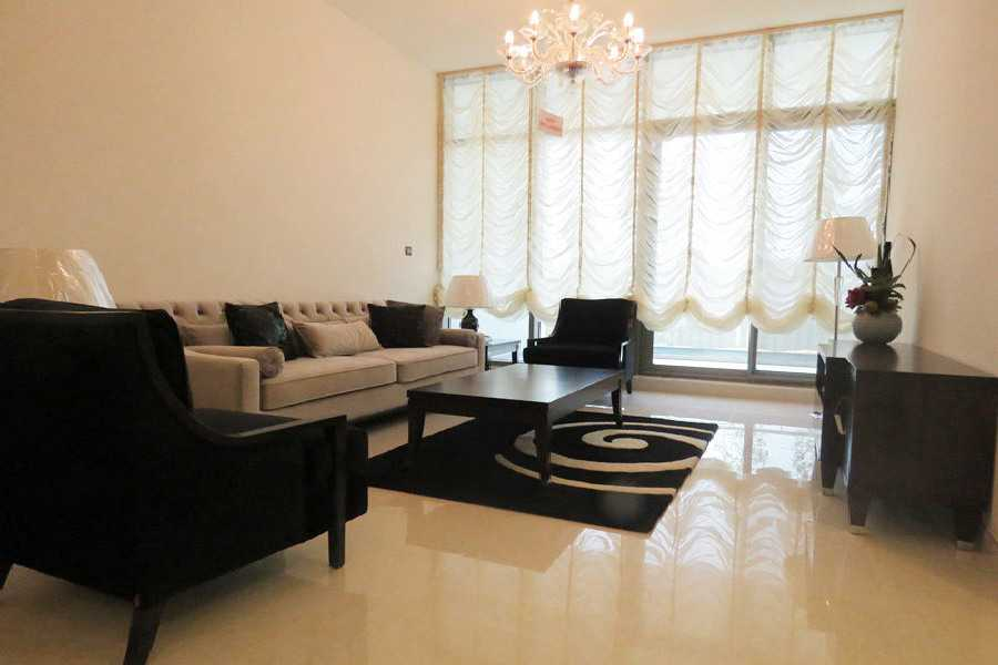 Polo Residence – Living Room