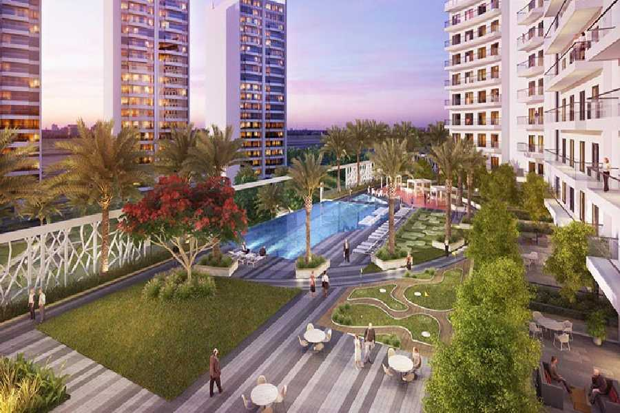 Al Barsha South – View