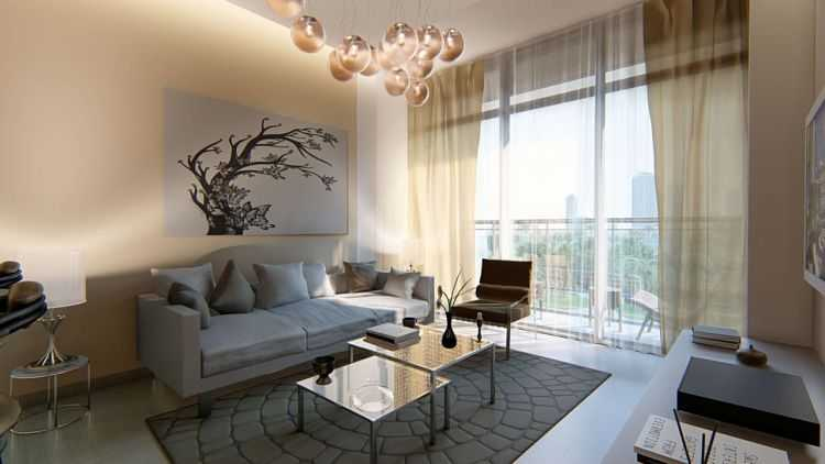 Samana Golf Avenue – Living Room