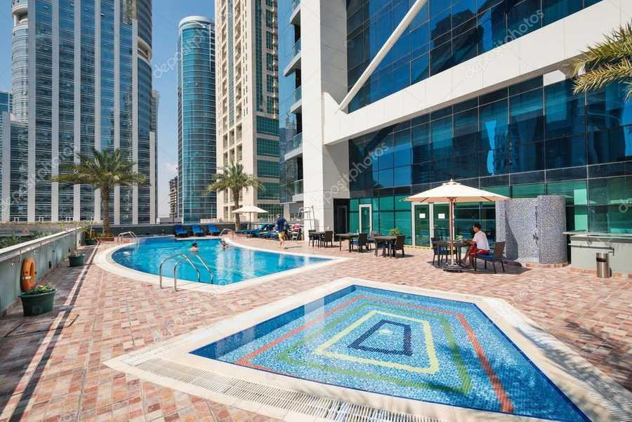 Indigo Tower – Swimming Pool