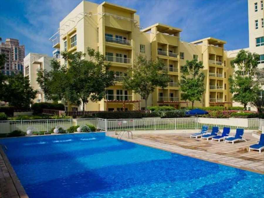 Skai Residency – Swimming Pool