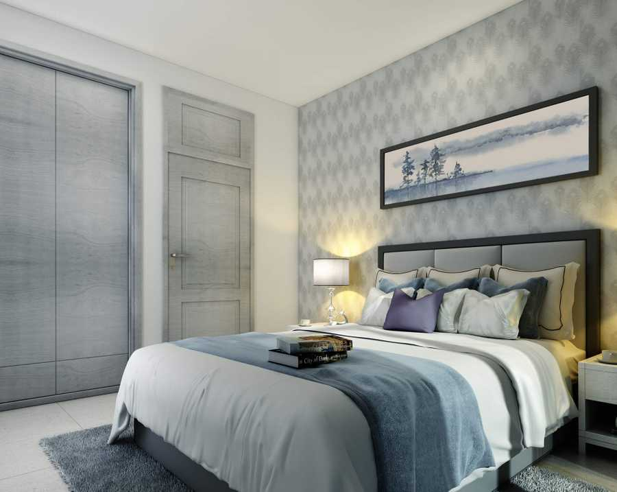 Lucky 1 Residences – Bedroom