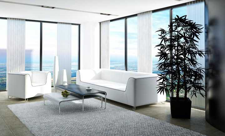 Oasis Tower 2 – Living Room