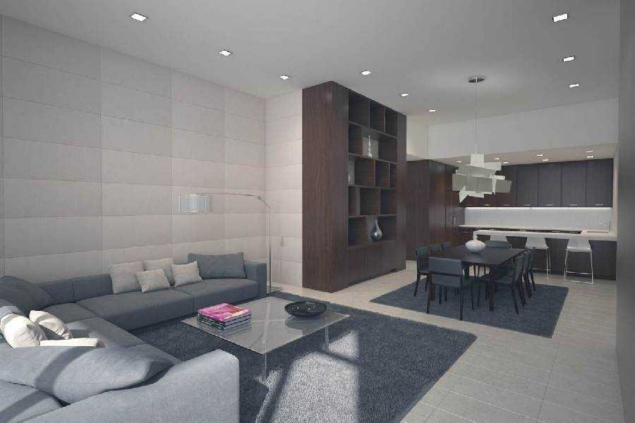 Entisar Tower – Living Room