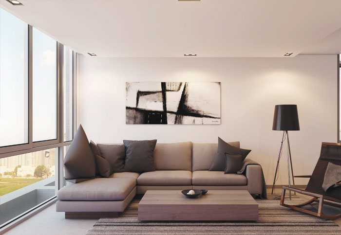 Signature Livings – Living Room