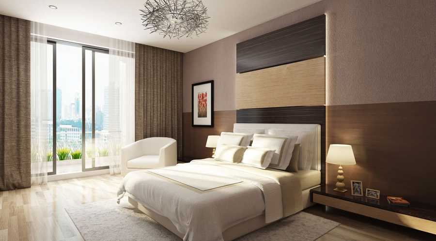 Laya Residences – Bedroom