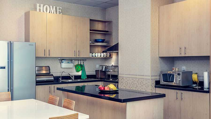 Westar Les Maisonettes – Kitchen