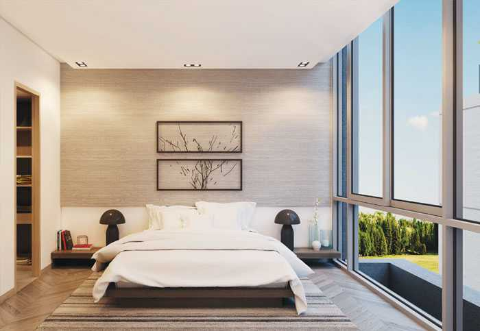 Signature Livings – Bedroom
