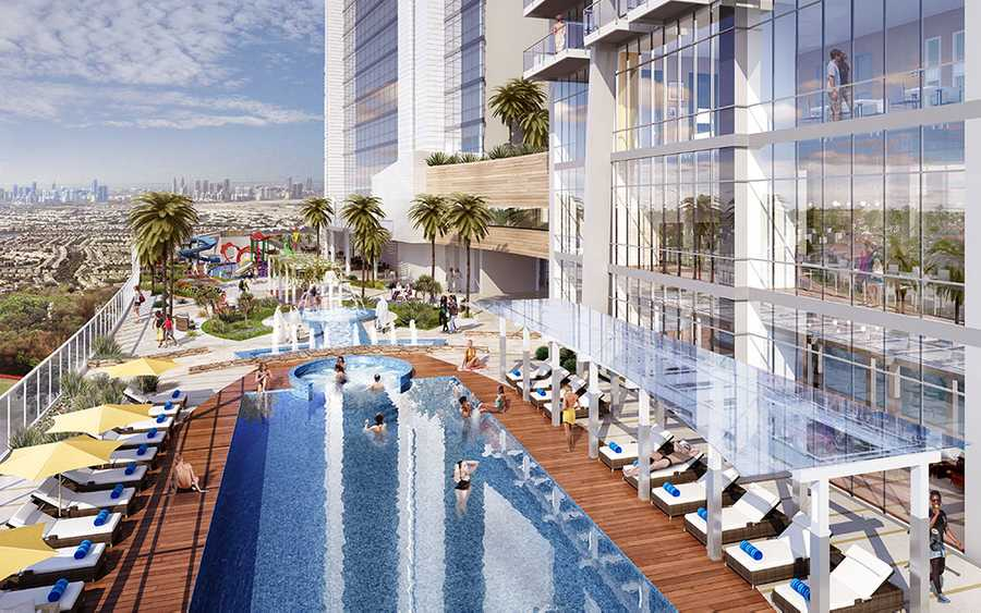 Terhab Hotel & Towers – Swimming Pool