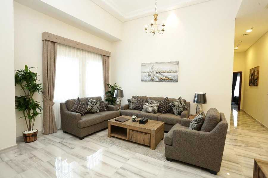 Marbella Hotel Apartments – Living Room