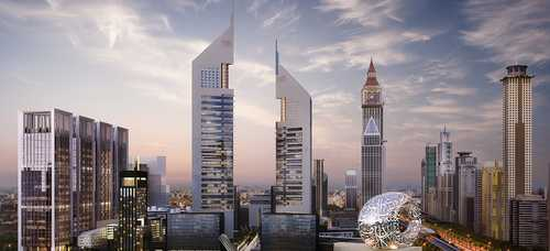 Emirates Towers District