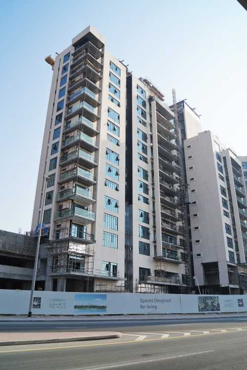 Vida Serviced Apartments – Exterior