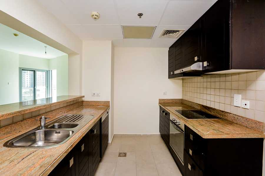 Al Habtoor Tower – Kitchen