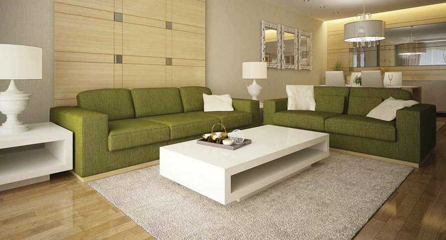 Centurion Residences – Living Room