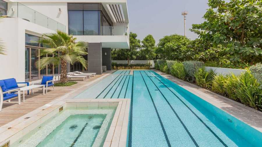 District One Villas – Swimming Pool