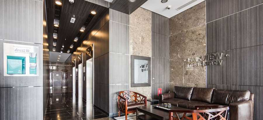 Fairview Residency – Lobby