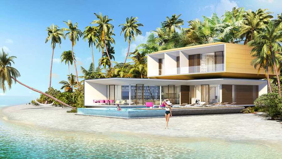 Germany Island Villas – View