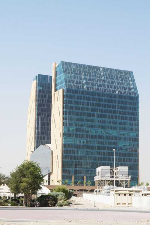 Dubai Science Park Headquarters – View