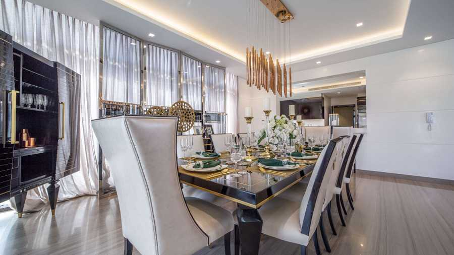 The Turf Villas – Dining