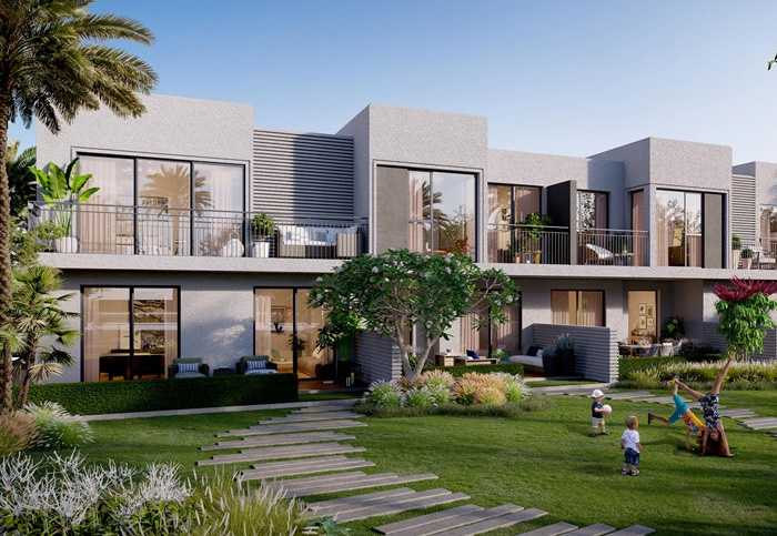 Expo Golf Villas – Garden