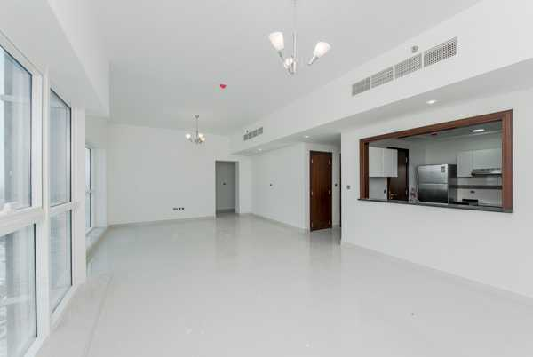 Emerald Residence JVC – Living Area