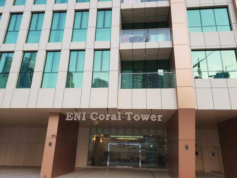ENI Coral Tower – Entrance