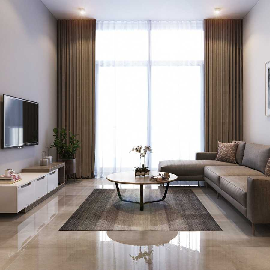 Majestique Residence 2 – Living Room