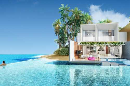 Germany Island Villas