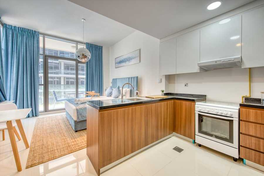 Orchid Apartments – Kitchen