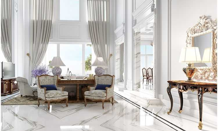 22 Carat Ruby Villas – Living Room