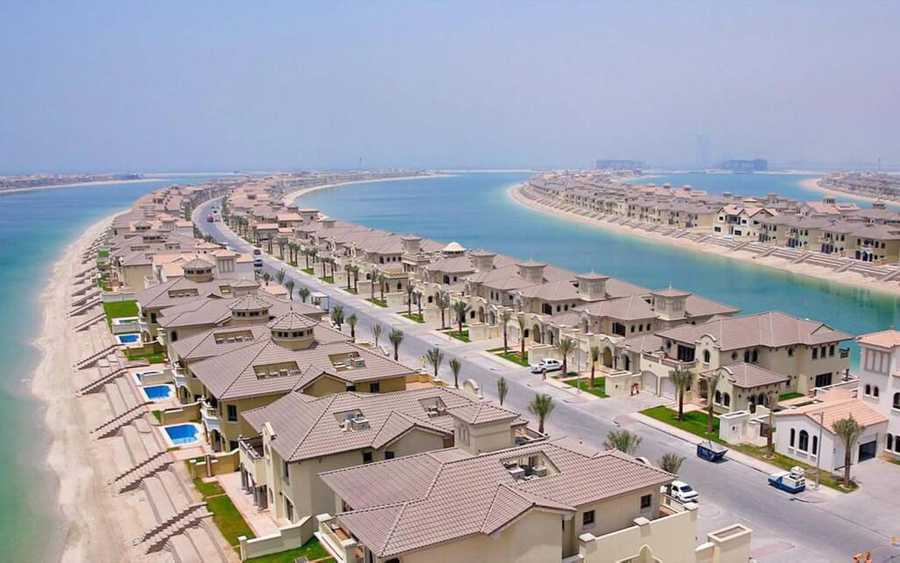 Palm Jumeirah – View