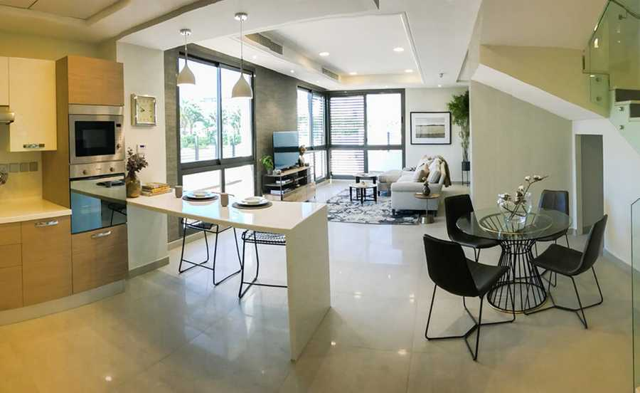 Oxford Villas – Dining Area