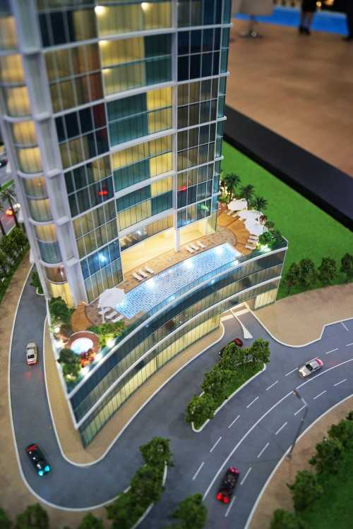 Nobles Residential Tower Apartments