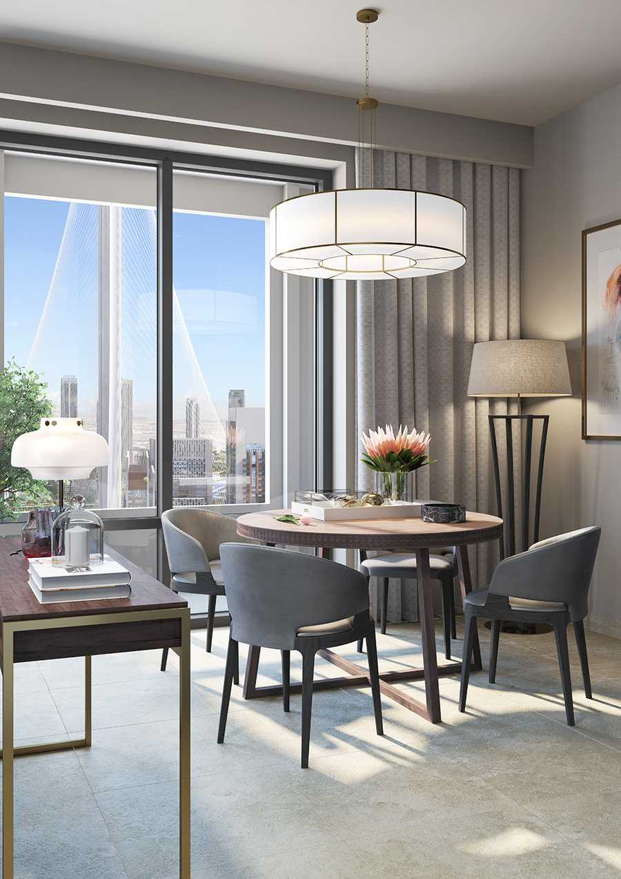 Vida Residences The Creek – Dining Area