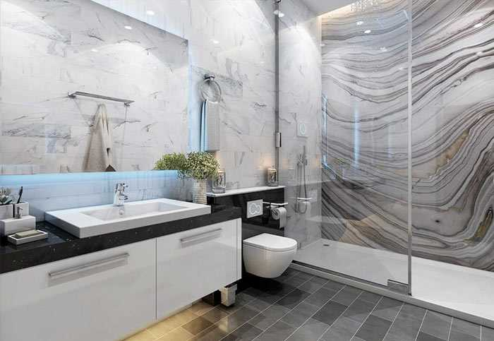 Azizi Plaza – Bathroom