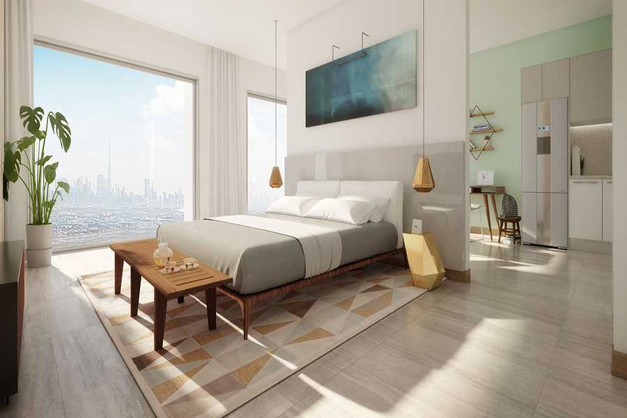 Aston Plaza & Residences – Bedroom