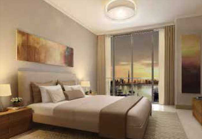 Dubai Creek Residences – Bedroom