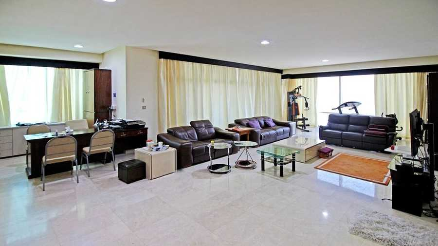 Madina Tower – Living Room