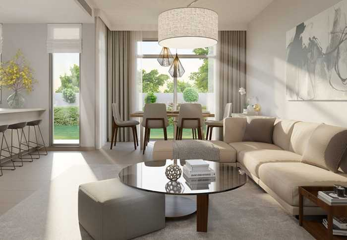 Reem Community – Living Room