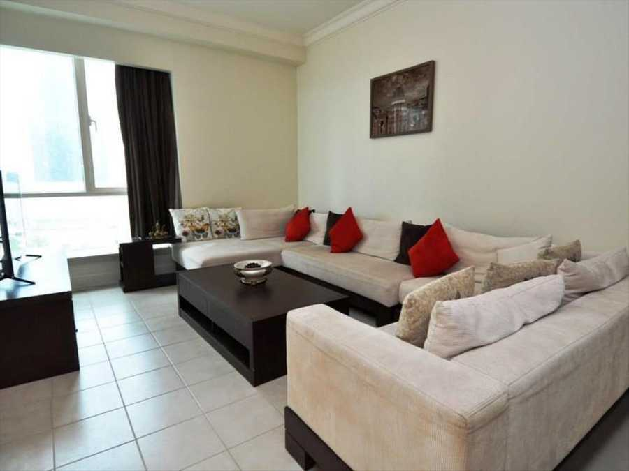 Al Mesk Tower – Living Room