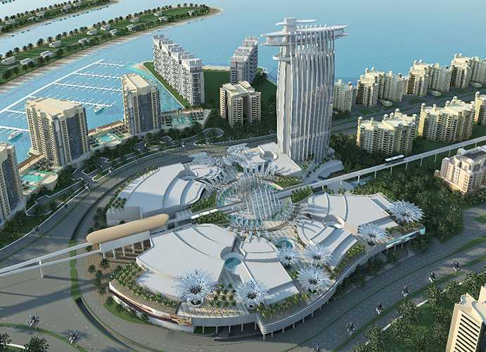 Nakheel Mall Commercial Properties