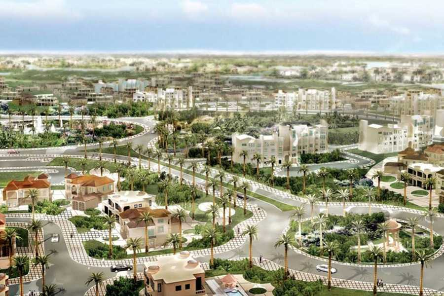 Jumeirah Village Circle – View