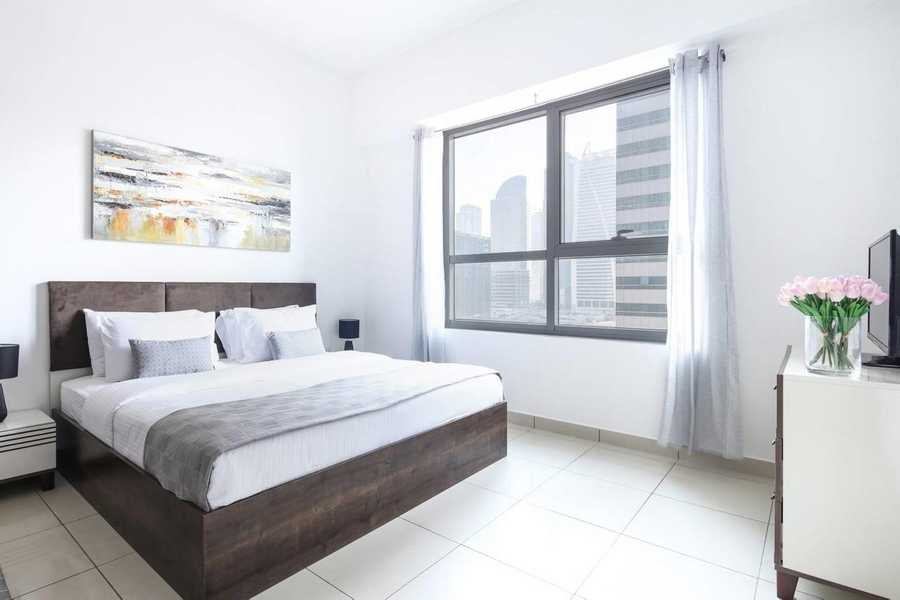 Armada Towers – Bedroom