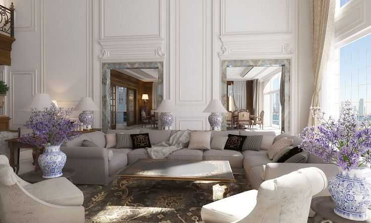 22 Carat Emerald Villas – Living Room