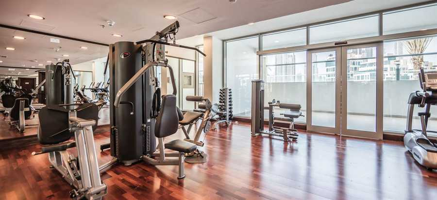 Fairview Residency – Gym