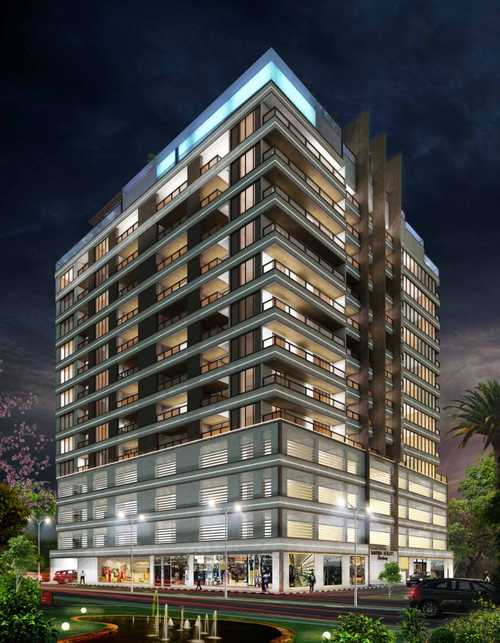 Marwa Heights Apartments