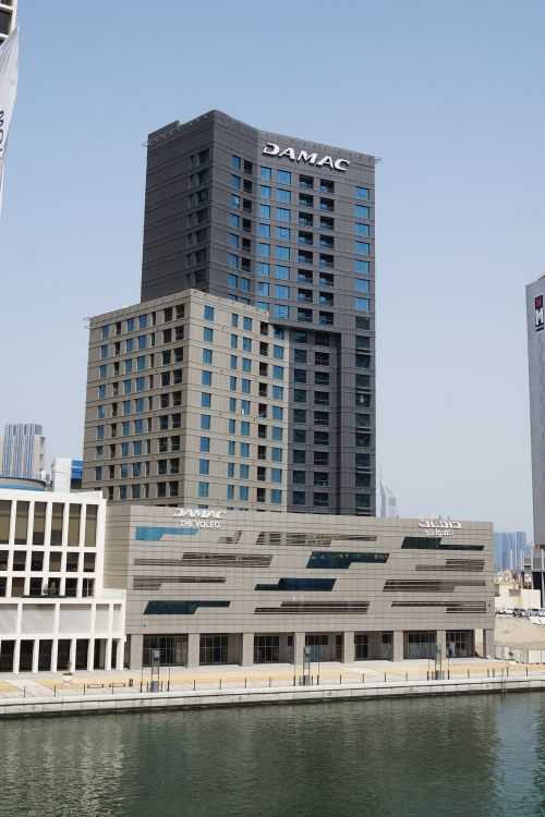 DAMAC Maison The Voleo – Full View