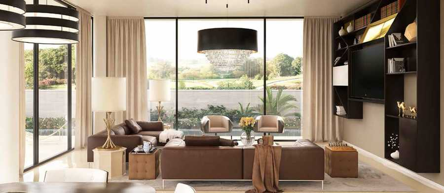Kensington Villas – Living Room