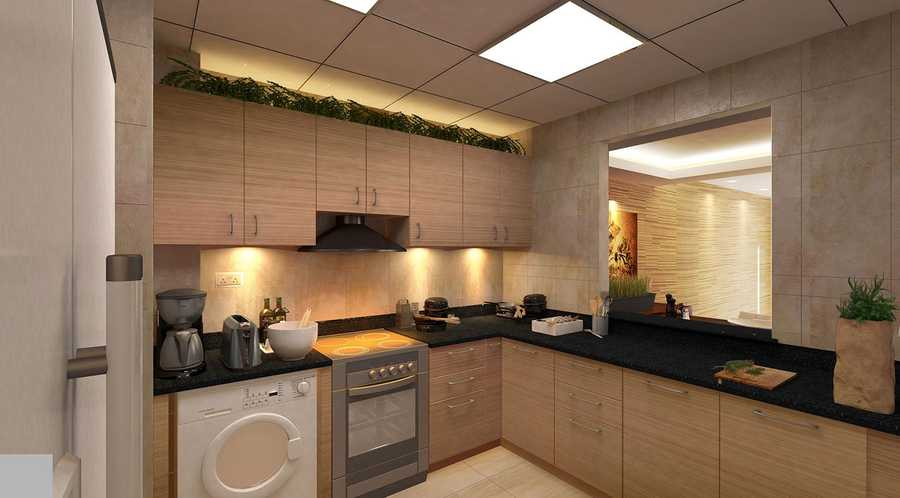 Laya Residences – Kitchen