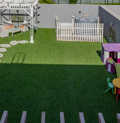 New World Villas – Kids Play Area